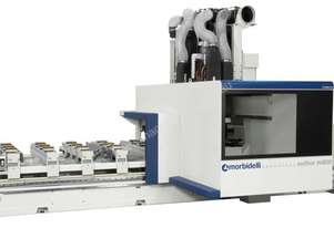 SCM Morbidelli Author M600/800