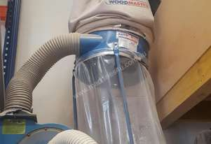 Hafco DC3 Dust extractor single bag