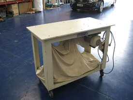 Wheeler PSE Used Underbench Extractor Unit - picture6' - Click to enlarge