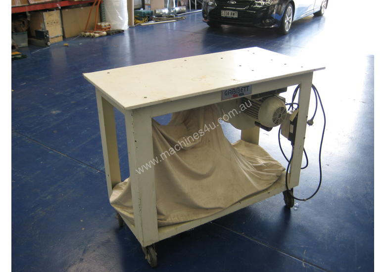 Wheeler PSE Used Underbench Extractor Unit