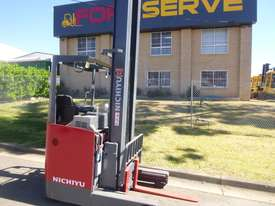 Nichiyu Electric Reach - New Paint, Huge 9 metre lift, Serviced, Battery with Warranty  - picture0' - Click to enlarge