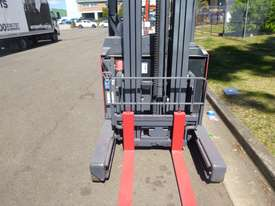 Nichiyu Electric Reach - New Paint, Huge 9 metre lift, Serviced, Battery with Warranty  - picture5' - Click to enlarge