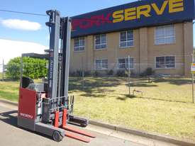 Nichiyu Electric Reach - New Paint, Huge 9 metre lift, Serviced, Battery with Warranty  - picture2' - Click to enlarge