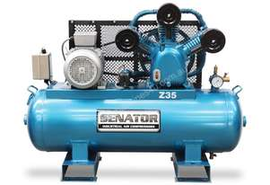 Senator 415 Volt 7.5 hp Air Compressor