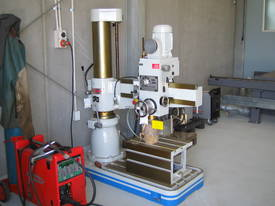 FRD 750 to FRD 1700 Radial Arm Drills - picture4' - Click to enlarge