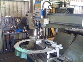 FRD 750 to FRD 1700 Taiwanese Radial Arm Drills - picture2' - Click to enlarge