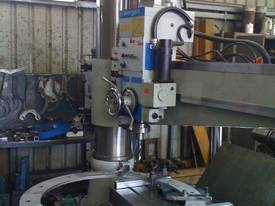 FRD 750 to FRD 1700 Taiwanese Radial Arm Drills - picture3' - Click to enlarge