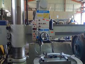 FRD 750 to FRD 1700 Taiwanese Radial Arm Drills - picture1' - Click to enlarge