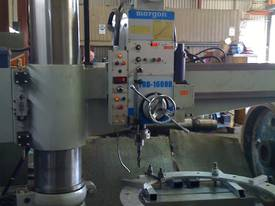 FRD 750 to FRD 1700 Taiwanese Radial Arm Drills - picture4' - Click to enlarge