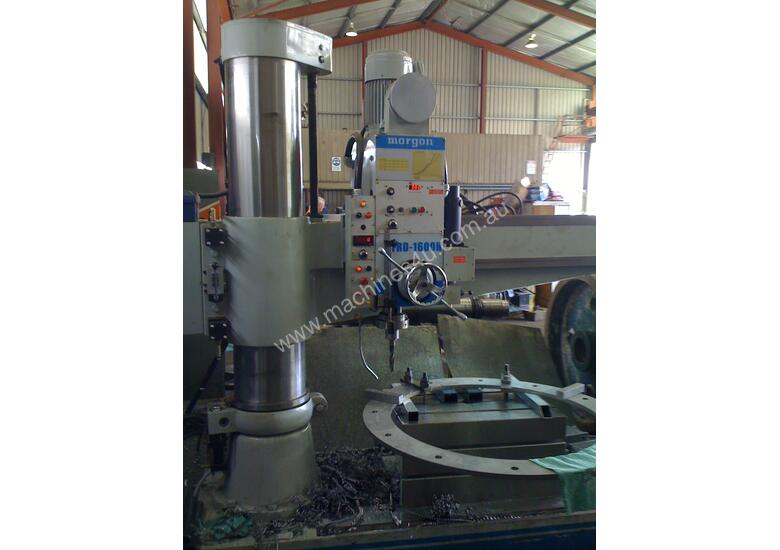FRD 750 to FRD 1700 Taiwanese Radial Arm Drills