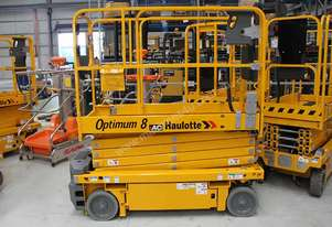 Haulotte 7.77 Metre Electric Scissor Lift