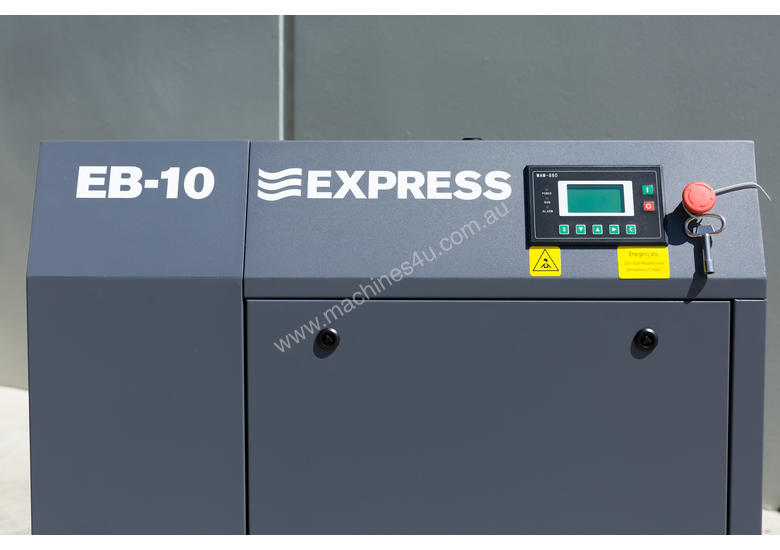 7.5kW (10HP) Screw Compressor 36 cfm / 8 bar