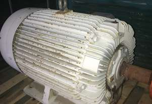 185 kw 250 hp 4 pole 415 v TECO Electric Motor