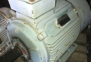 55 kw 75 hp 4 pole 415 v AC Electric Motor