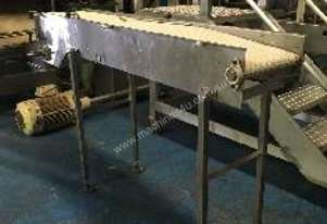Ibc Intralox Belt Conveyor