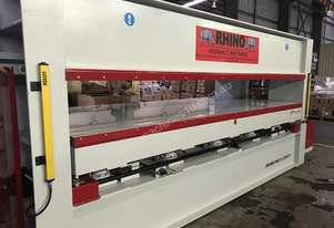 HUGE 200T SINGLE DAYLIGHT HOT PRESS 4100 X 1850MM
