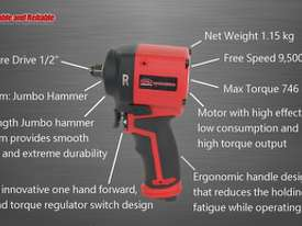Best Seller DR Durable and Reliable 1/2 Composite Impact Wrench - picture0' - Click to enlarge