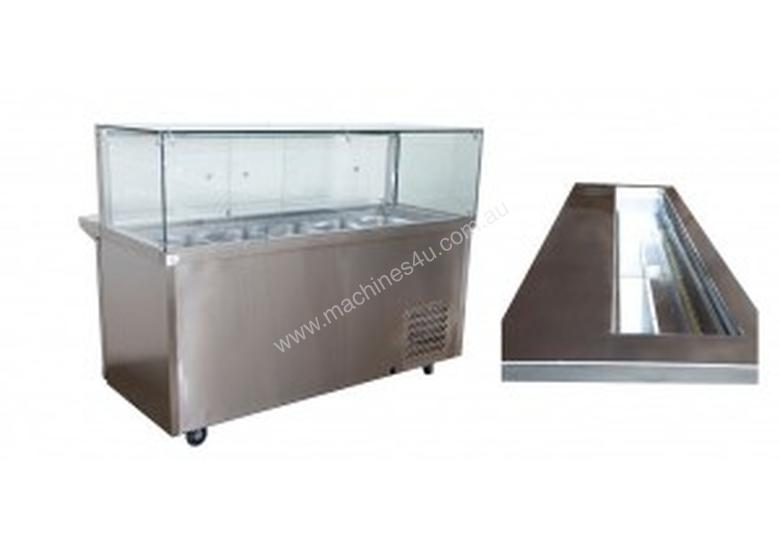 Anvil Aire Sandwich Bar Fridge 1800 mm 608 Lt