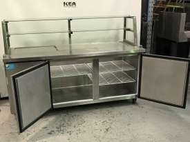 HECMAC Sandwich Preperation Fridge - picture2' - Click to enlarge