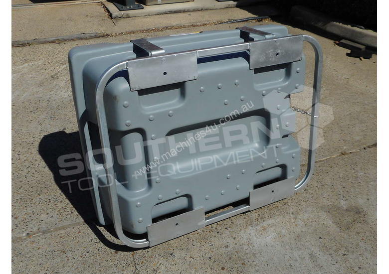 200L Diesel Fuel Tank 12V with mounting Frame TFPOLYDD