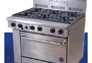 Goldstein PF Double Gas Oven - Combination