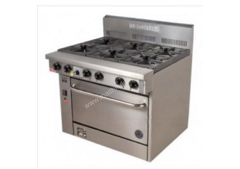 Goldstein Fan Forced Gas Range Convection Oven