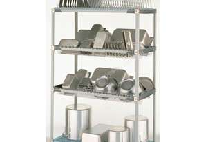 Metro ME.PR48X3 Stationary Drying Rack