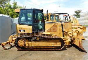 Caterpillar D5K XL Bulldozer Ripper fitted CAT D5 dozer DOZCATK