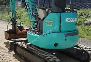 Kobelco USED   WITH LOW HOURS