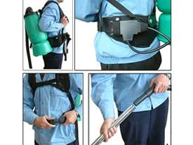 DELUXE BACKPACK VACUUM CLEANER  - picture1' - Click to enlarge