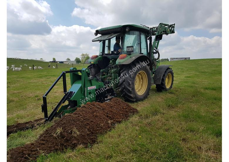 TrenchIt TCT Ag Drainage Trencher