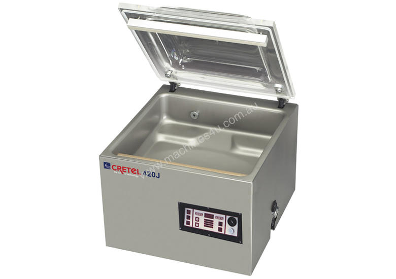 NEW CRETEL VA420 VACUUM PACKER | 12 MONTHS WARRANTY