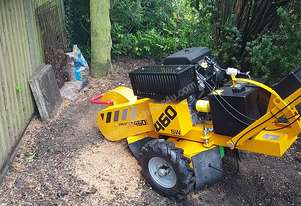 2018 Predator 460 Stump Grinder