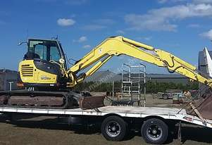 Yanmar VIO80 Excavator IMMACULATE!!!!!!!!!!!!!!!! 3900 Hrs full set of Buckets and Grab