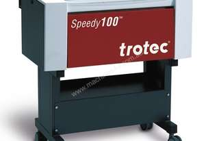 Speedy 100 - Trotec's entry level Speedy machine