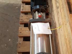 Grundfos CR vertical, multistage, centrifugal in-line pump - picture0' - Click to enlarge