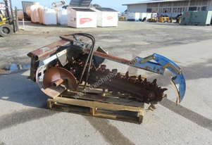 USED AUGER TORQUE MT900 TRENCHING ATTACHMENT TO SUIT SKID STEER