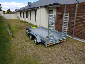 BRIAN JAMES 2.6T PLANT TRAILER  - picture0' - Click to enlarge