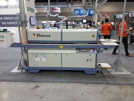 Hebrock F2 Edgebander - picture5' - Click to enlarge