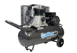 TM420SDi 'SUPER DUTY' Reciprocating Air Compressor - 240 Volt