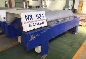 Alfa Laval Decanter   NX 934