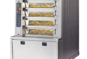 Mec Nettuno Steam oven 4 deck