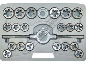 T015 Imperial Alloy Steel Tap & Die Set - 45 Piece UNC & UNF - picture2' - Click to enlarge