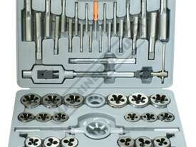 T015 Imperial Alloy Steel Tap & Die Set - 45 Piece UNC & UNF - picture0' - Click to enlarge