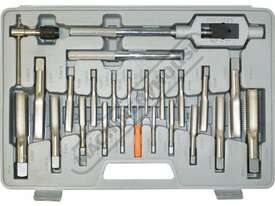 T015 Imperial Alloy Steel Tap & Die Set - 45 Piece UNC & UNF - picture3' - Click to enlarge
