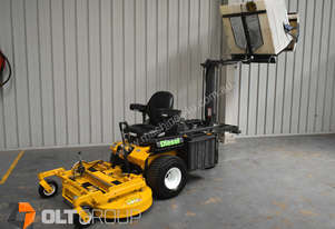 Walker MDDGHS Hi-Dump Zero Turn Mower 48 Inch Deck 20.9Hp Diesel