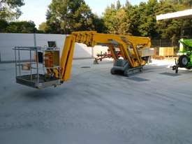 2015 Model Omme 3150 � 31.0 m Crawler Mounted Spider Lift - picture1' - Click to enlarge