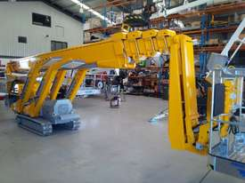 2015 Model Omme 3150 � 31.0 m Crawler Mounted Spider Lift - picture3' - Click to enlarge