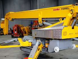 2015 Model Omme 3150 � 31.0 m Crawler Mounted Spider Lift - picture4' - Click to enlarge
