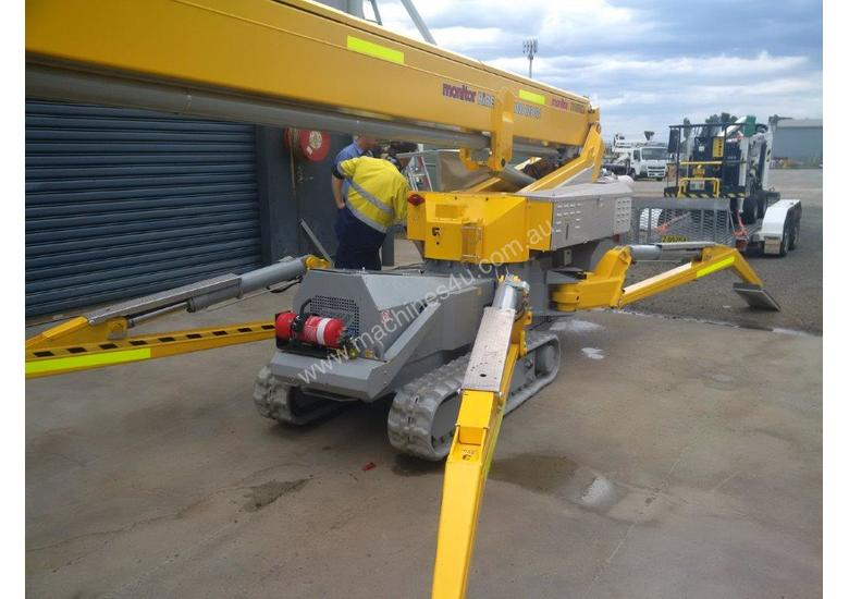 2015 Model Omme 3150 � 31.0 m Crawler Mounted Spider Lift
